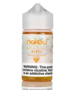 Naked 100 Amazing Mango Ice