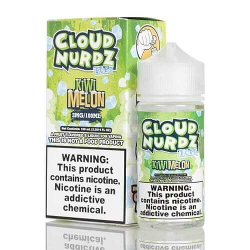 cloud nurdz kiwi melon iced 2