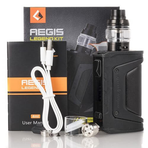 Geek Vape Aegis Legend 200W Kit 36