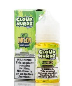 Cloud Nurdz Salt Kiwi Melon