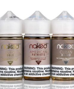 Combo Juices Tabaco NAKED 100