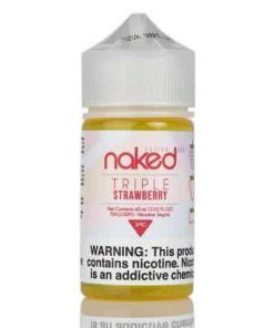 Naked 100 Triple Strawberry Fusion
