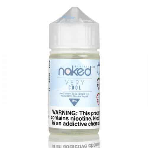 Naked 100 Very Cool