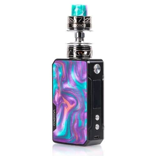 Vape VOOPOO Drag Mini 117W Kit C/ Atomizador UFORCE T2 22