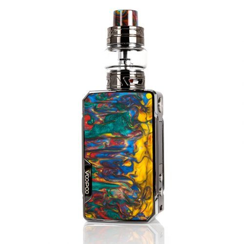 Vape VOOPOO Drag Mini 117W Kit C/ Atomizador UFORCE T2 8