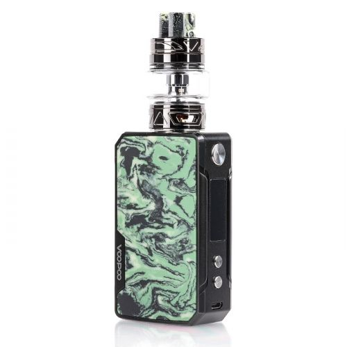 Vape VOOPOO Drag Mini 117W Kit C/ Atomizador UFORCE T2 9