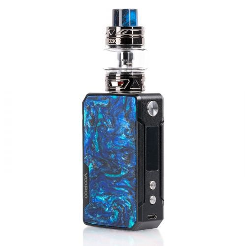 Vape VOOPOO Drag Mini 117W Kit C/ Atomizador UFORCE T2 10