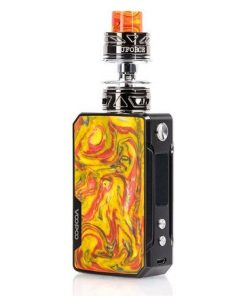 Vape VOOPOO Drag Mini 117W Kit C/ Atomizador UFORCE T2 35