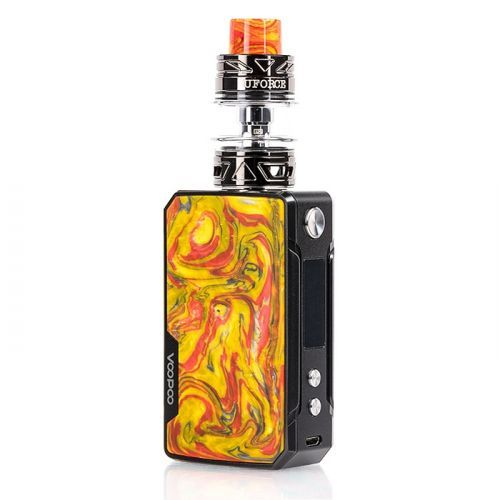 Vape VOOPOO Drag Mini 117W Kit C/ Atomizador UFORCE T2 12