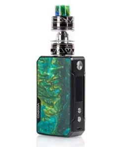 Vape VOOPOO Drag Mini 117W Kit C/ Atomizador UFORCE T2 36