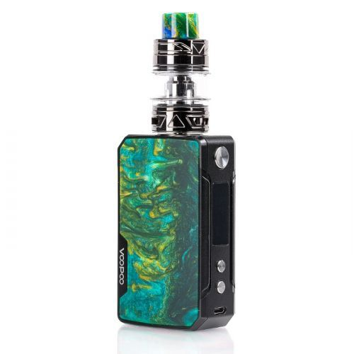 Vape VOOPOO Drag Mini 117W Kit C/ Atomizador UFORCE T2 13