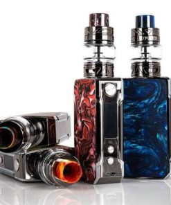 Vape VOOPOO Drag Mini 117W Kit C/ Atomizador UFORCE T2 27