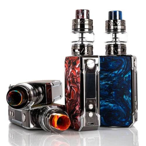 Vape VOOPOO Drag Mini 117W Kit C/ Atomizador UFORCE T2 4