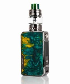 Vape VOOPOO Drag Mini 117W Kit C/ Atomizador UFORCE T2 40