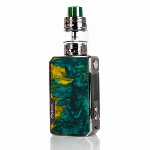 Vape VOOPOO Drag Mini 117W Kit C/ Atomizador UFORCE T2 17