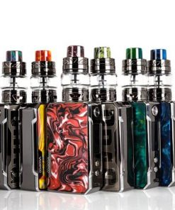 Vape VOOPOO Drag Mini 117W Kit C/ Atomizador UFORCE T2 24