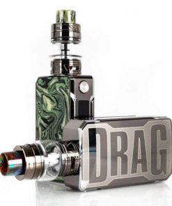 Vape VOOPOO Drag Mini 117W Kit C/ Atomizador UFORCE T2 30