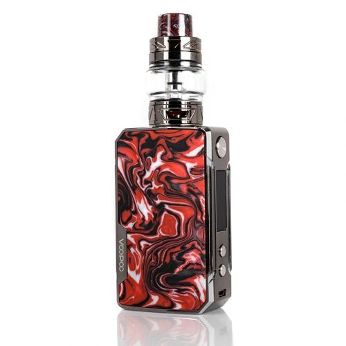 Vape VOOPOO Drag Mini 117W Kit C/ Atomizador UFORCE T2 19