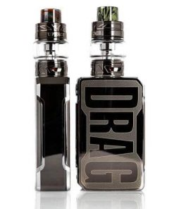 Vape VOOPOO Drag Mini 117W Kit C/ Atomizador UFORCE T2 29