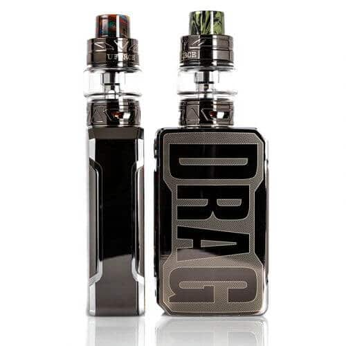 Vape VOOPOO Drag Mini 117W Kit C/ Atomizador UFORCE T2 6