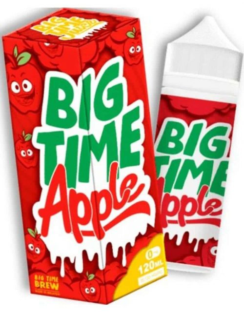 Big Time Apple 120ml