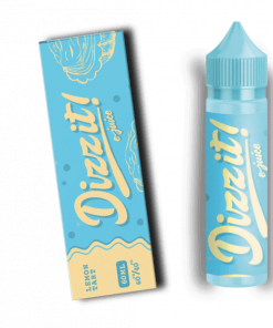 Juice Vape Dizz it Nasty Juice Lemon Tart
