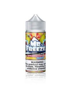 Mr Freeze Strawberry Banana Frost
