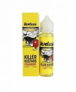 Juice Vape Vapetasia Killer Kustard Strawberry 60ml 2