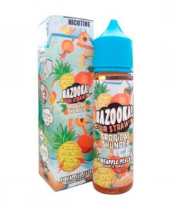 Bazooka Pineapple Peach Ice