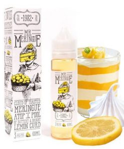 Mr Meringue Lemon Pie Merengue 60ml