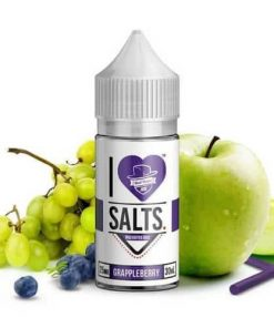 i love salts grappleberry 30ml