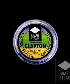 Brazil Steam Clapton MTL
