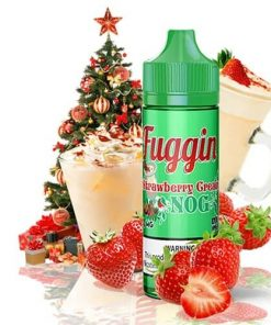 Strawberry Cream Nog Fuggin Eliquids