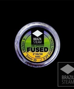 Brazil Steam Fused Clapton