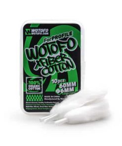 wotofo xfiber cotton 6mm