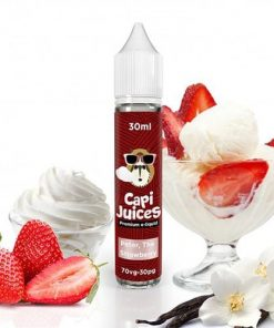 CapiJuices Peter The Strawberry
