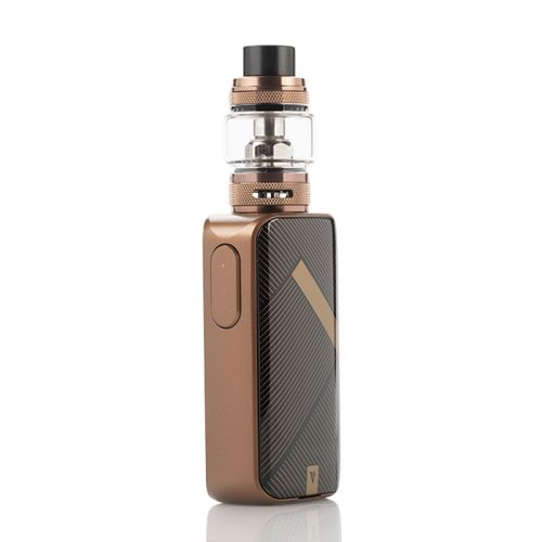 vaporesso luxe 2 kit bronze stripe