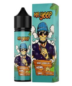 Mr Yoop Mint Vanilla