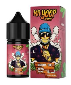 Mr Yoop Salt Berry Ice