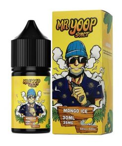 Mr Yoop Salt Mango Ice