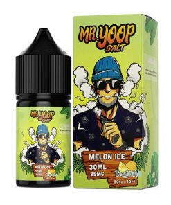 Mr Yoop Salt Strawberry Banana Ice