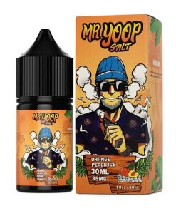 Mr Yoop Salt Orange Peach Ice