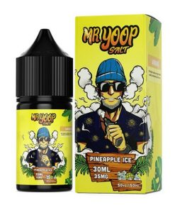 Mr Yoop Salt Pineapple Ice