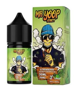 Mr Yoop Salt Strawberry Coconut Pineapple Ice