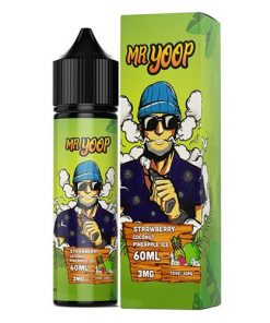 Mr Yoop Strawberry Coconut Pineapple Ice