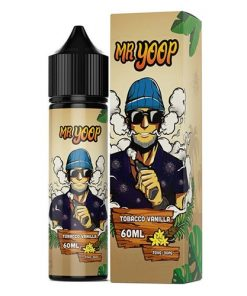 Mr Yoop Tobacco Vanilla Ice