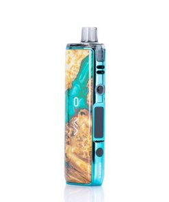 oxva origin x pod mod kit 60w pine green