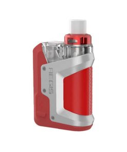 Geek Vape Aegis Hero red white limited edition