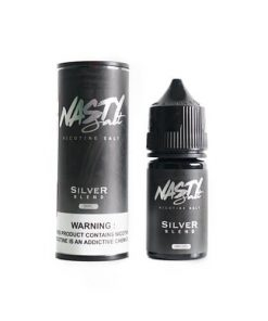 Nasty Juice Salt Silver